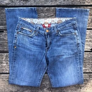 Lucky Brand Jeans - Lucky Brand Classic Rider Denim Jeans